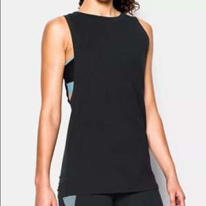 Under Armour Sweat-wicking Muscle Tee Tank Top